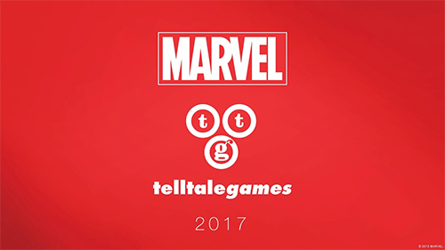 Marvel joined up with Telltale games over 2 years ago!