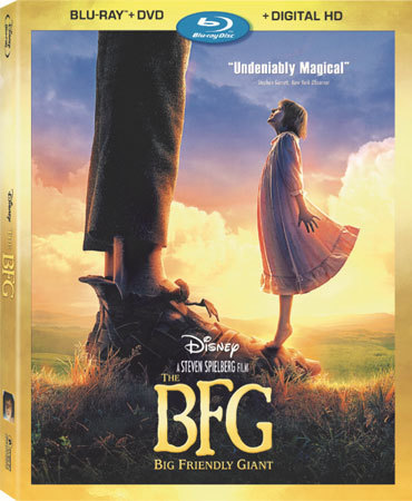 The BFG Blu-ray Pack