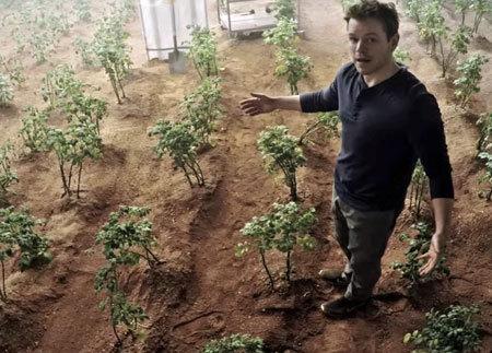 Watney is proud of his crop