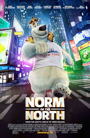 Norm Of The North is in theaters now!