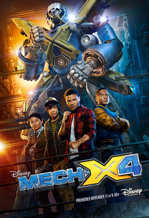 Poster for MECH-X4