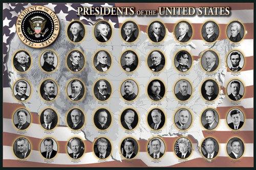US Presidential Timeline