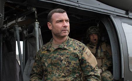 Liev Schreiber is Colonel Vosch