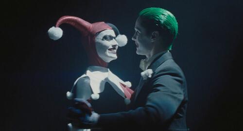 Harley and Joker, underworld It couple