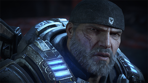 Gears of War 4 puts series protagonist Marcus Fenix to the side.