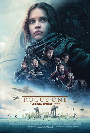 Rogue One: A Star Wars Story Movie Poster