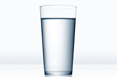 There really is no healthier drink than plain old water.