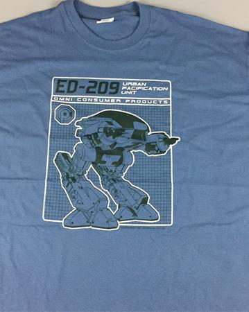 Geek Fuel's shirt for December.