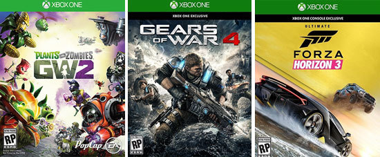 Which Xbox One game is on your list?