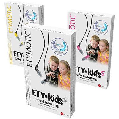 ETY•Kids Safe Listening Earphones