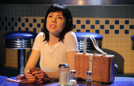 Carly Rae as Frenchy