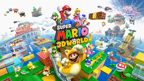 Super Mario 3D World definitely struck a cord with Nintendo gamers.