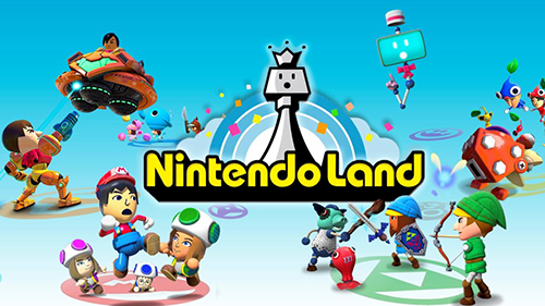 Nintendo Land brings the whole family together to take full advantage of the Wii U.