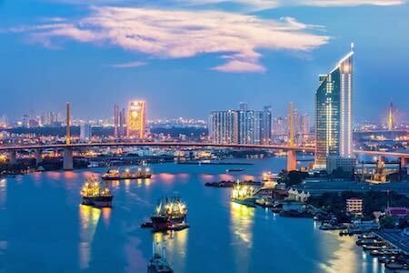 It's easy to see why Bangkok is such a popular tourist destination!