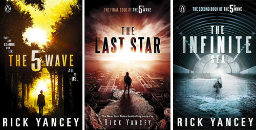 The 5th Wave Book Trilogy