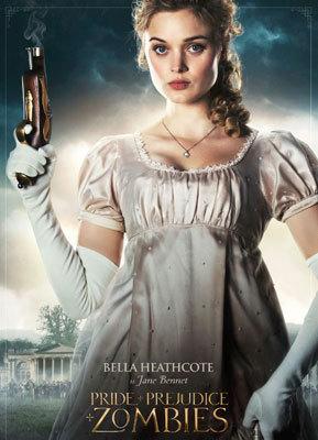 Bella as Jane Bennet