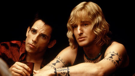 Derek Zoolander and Hansel