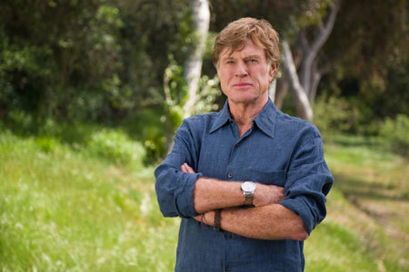 Robert Redford narrates