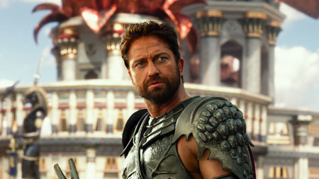 Gerard Butler stars as Set
