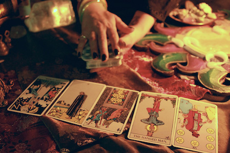 A tarot reading might help you understand yourself better!