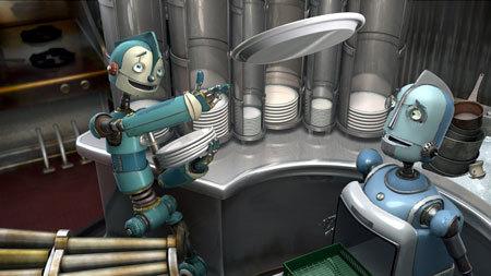 Rodney from Robots