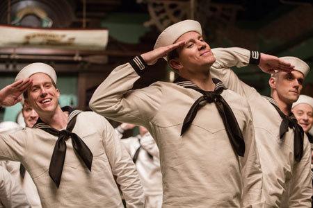 Channing Tatum as  actor Burt Gurney