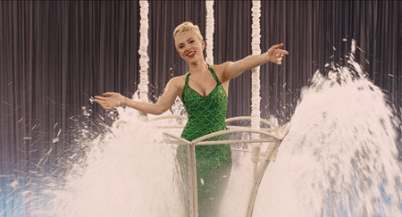 Scarlett Johansson as actress DeeAnna Moran