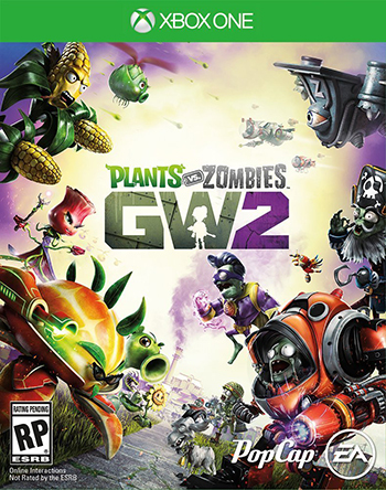 Garden Warfare 2 is available on Xbox One, PS4 and PC