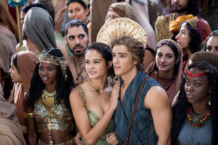 Bek with love Zaya (Courtney Eaton)