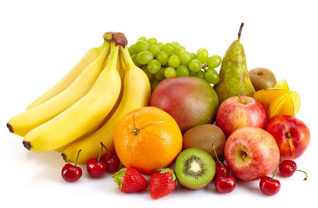 Fruit is a quick and delcious snack with a ton of variety