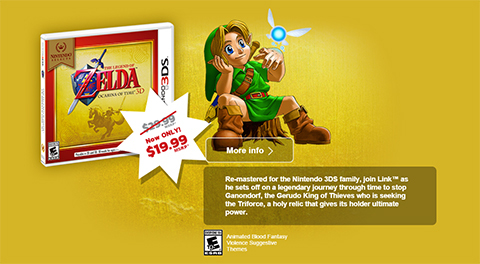 The best version of one of the best games in the Legend Of Zelda series.
