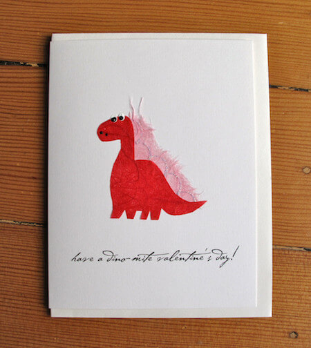There are a wealth of cute Valentine's Day cards out there!