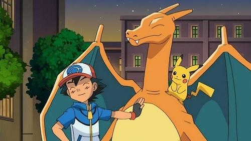 The Pokémon anime was a huge smash hit.