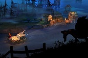 Preview the flame in the flood preview