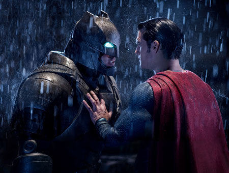 Superman tells Batman to back off