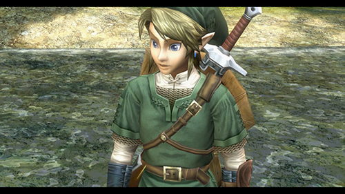 Twilight Princess has never looked better.