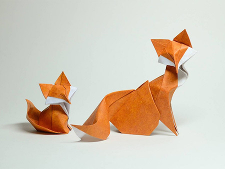 There's so much amazing art you can make with paper!
