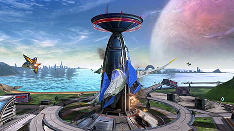 See new footage of Star Fox Zero in the latest direct!