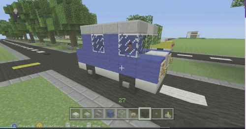 Learn how to make cute vehicles in Minecraft in our latest tutorial video series!