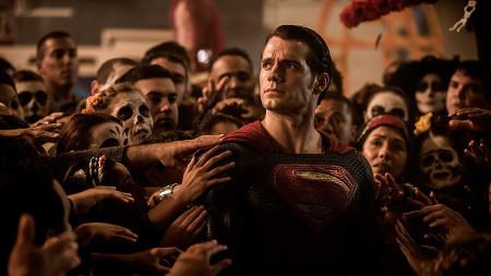 Mankind worships Superman