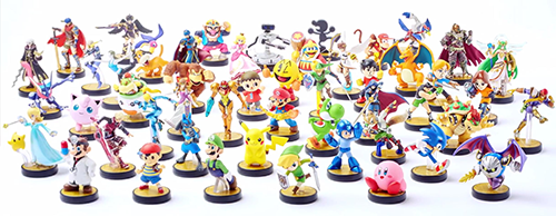 Amiibos prove Nintendo's characters are still loved.