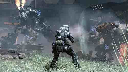Titanfall is one of the best shooters out there.