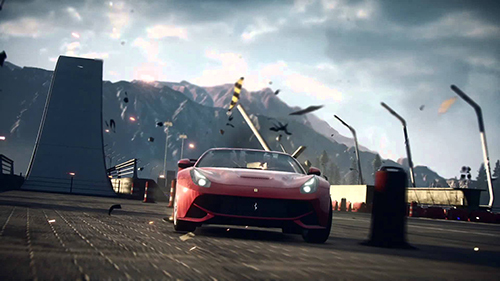 Need For Speed Rivals is available in the EA Access Vault!