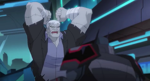Solomon Grundy is a tough foe for Batman.