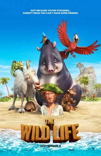 Exclusive The Wild Life Poster