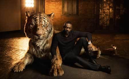 Idris Elba voices tiger Shere Khan
