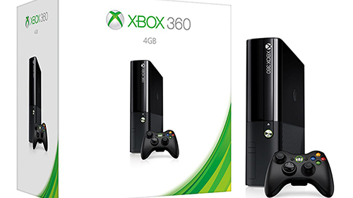 Several different models of Xbox 360's were sold.