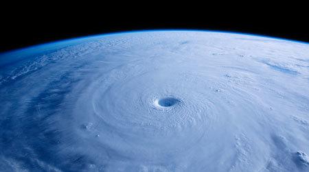 Humungous hurricane