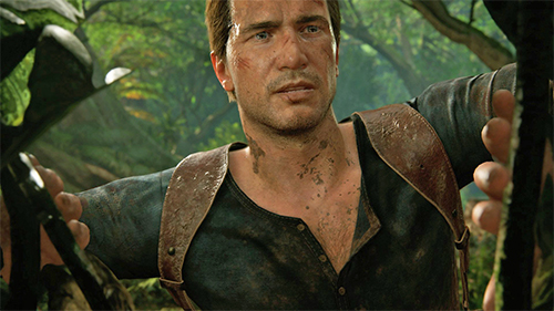 A snippet of our hero from one of Naughty Dog's new trailers.