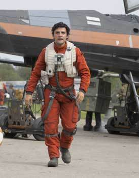 Ace Resistance pilot Poe Dameron